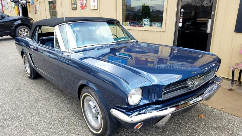 1964 Ford Mustang 2dr Conv Deluxe