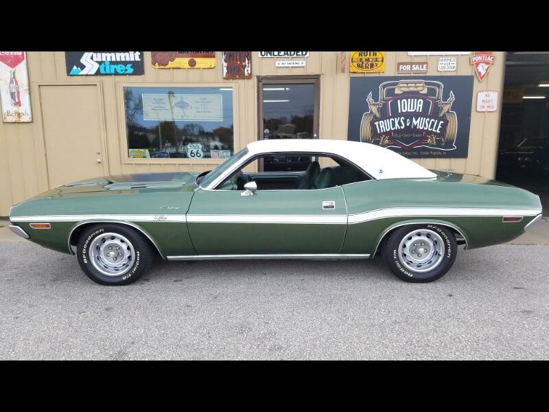 1970 Dodge Challenger 2dr Cpe R/T