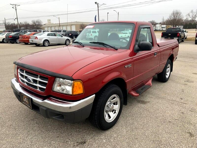 used 2002 ford ranger xlt short bed 2wd 332a for sale in cedar rapids ia 52404 iowa trucks. Black Bedroom Furniture Sets. Home Design Ideas