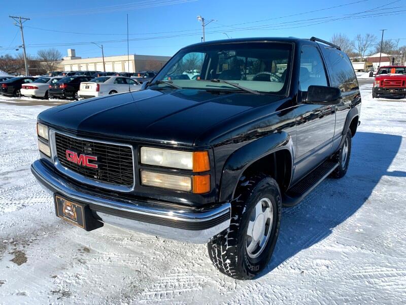 1999 Chevrolet Tahoe 2-Door 4WD