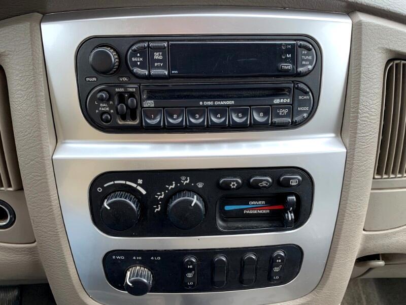 2004 Dodge Ram 3500 ST Quad Cab Long Bed 4WD DRW