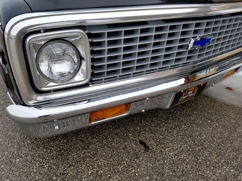 1972 Chevrolet Cheyenne Base