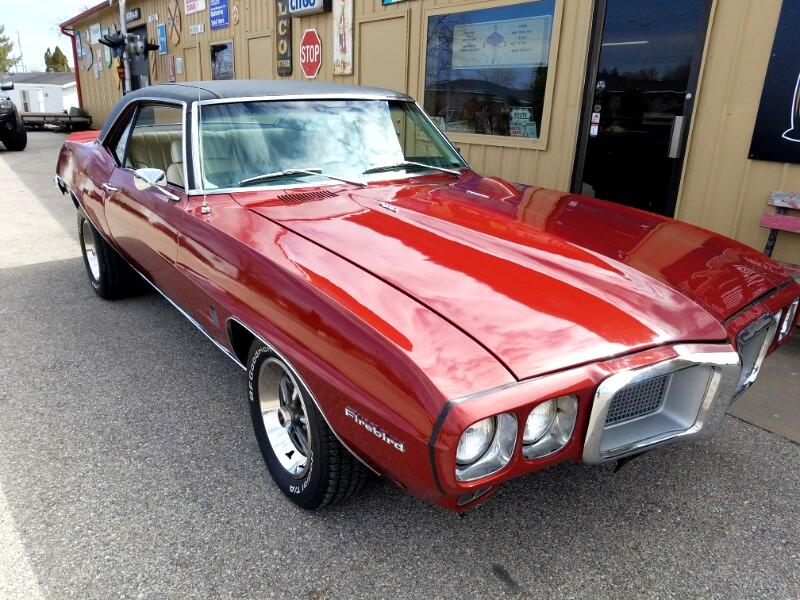 1969 Pontiac Firebird 2dr Coupe Firebird