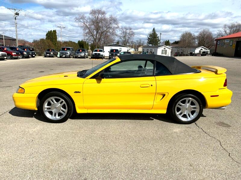 1998 Ford Mustang GT convertible