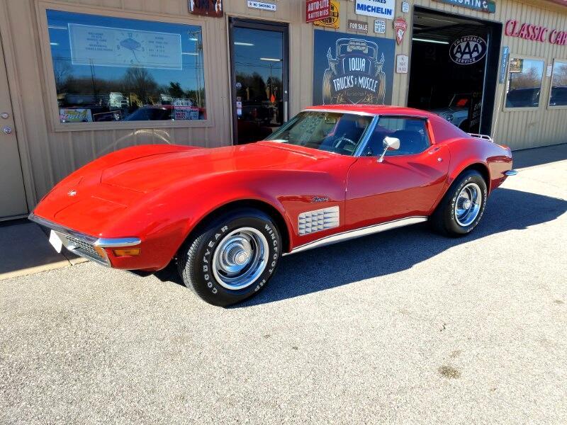 1972 Chevrolet Corvette 2dr Cpe