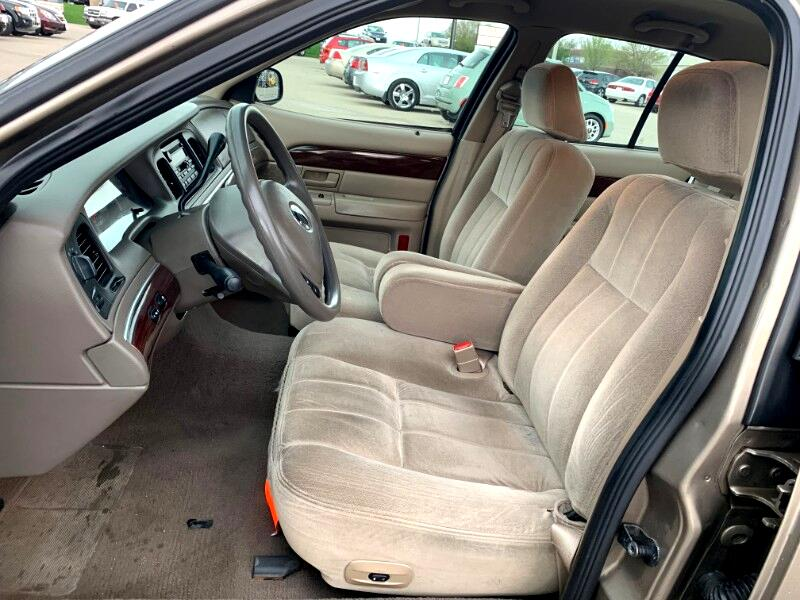 2003 Mercury Grand Marquis GS