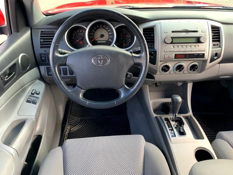 2005 Toyota Tacoma Access Cab V6 Manual 4WD