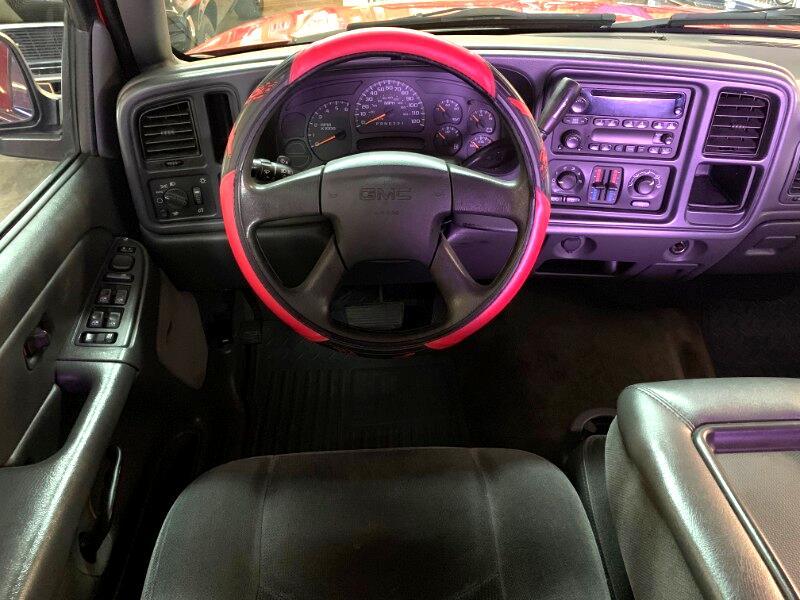 2006 GMC Sierra 1500 SLE1 Crew Cab 2WD