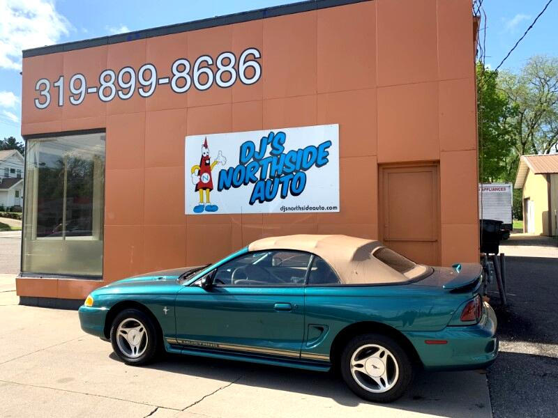 1997 Ford Mustang Convertible