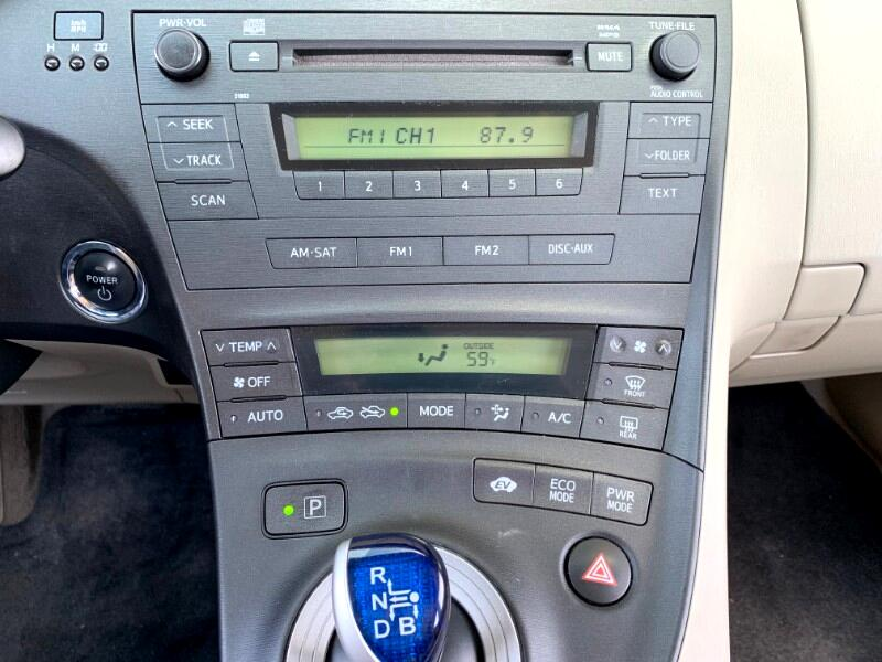2010 Toyota Prius Prius V