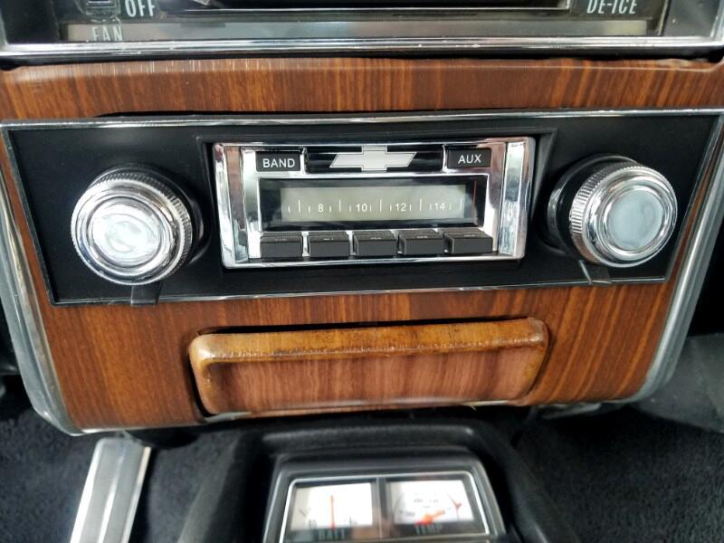 1968 Chevrolet Camaro SS base