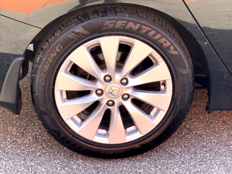 2013 Honda Accord EX-L Sedan CVT