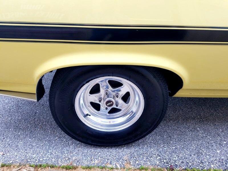 1972 Chevrolet Nova Sedan