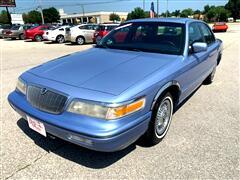 1995 Mercury Grand Marquis
