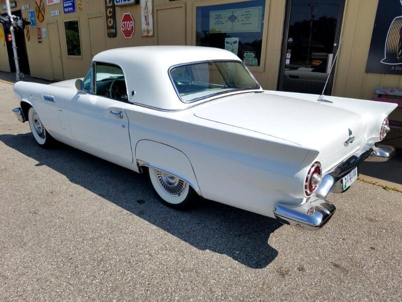 1957 Ford Thunderbird 2dr Conv w/Hardtop Deluxe