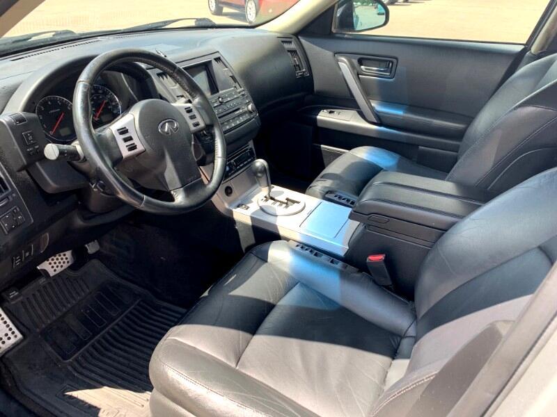 2004 Infiniti FX FX35 2WD