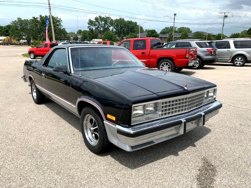 1986 Chevrolet El Camino Base