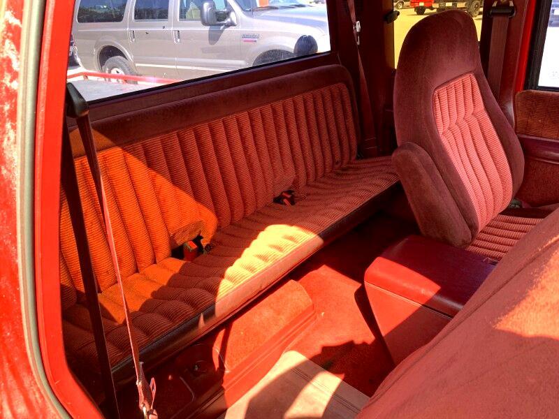 1991 Chevrolet C/K 3500 Ext. Cab 2wd Car Hauler