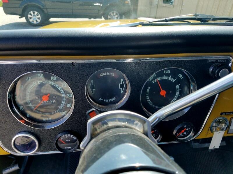 1972 Chevrolet C10 Base