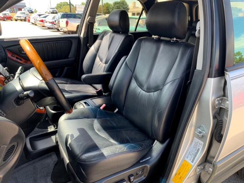 2002 Lexus RX 300 4WD