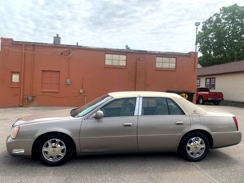 2004 Cadillac DeVille Sedan