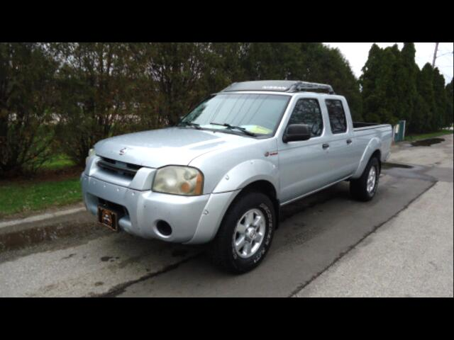 2003 Nissan Frontier SC-V6 Crew Cab Long Bed 4WD