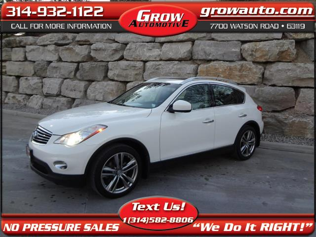 2012 Infiniti EX EX35 AWD Journey