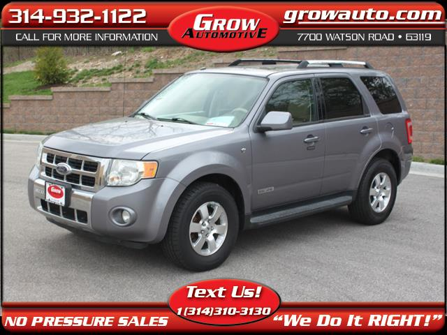 2008 Ford Escape Limited 4WD V6