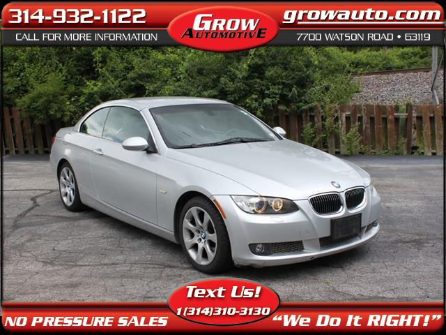 2008 BMW 3 Series 2dr Conv 335i