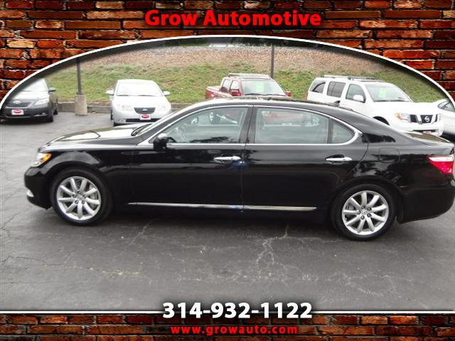 2008 Lexus LS 460 460L Executive package
