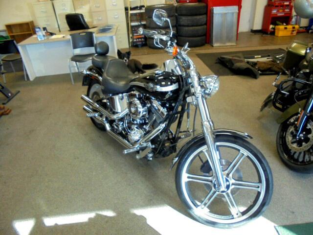 2003 Harley-Davidson FXSTD Softail Deuce Anniversary
