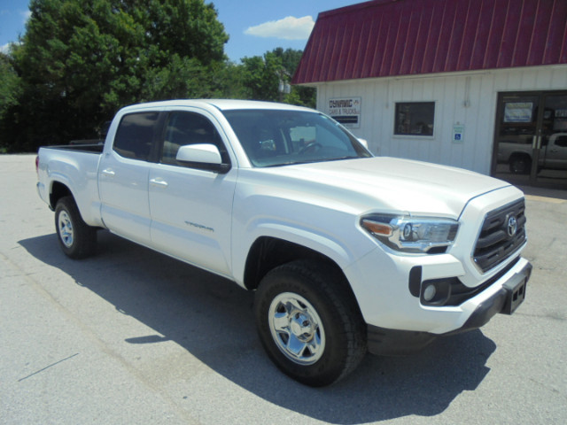 2016 Toyota Tacoma SR5 Double Cab Long Bed V6 AT 2WD