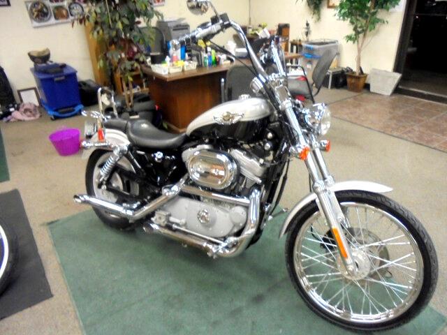 2003 Harley-Davidson XL 883C Anniversary Edition Sportster