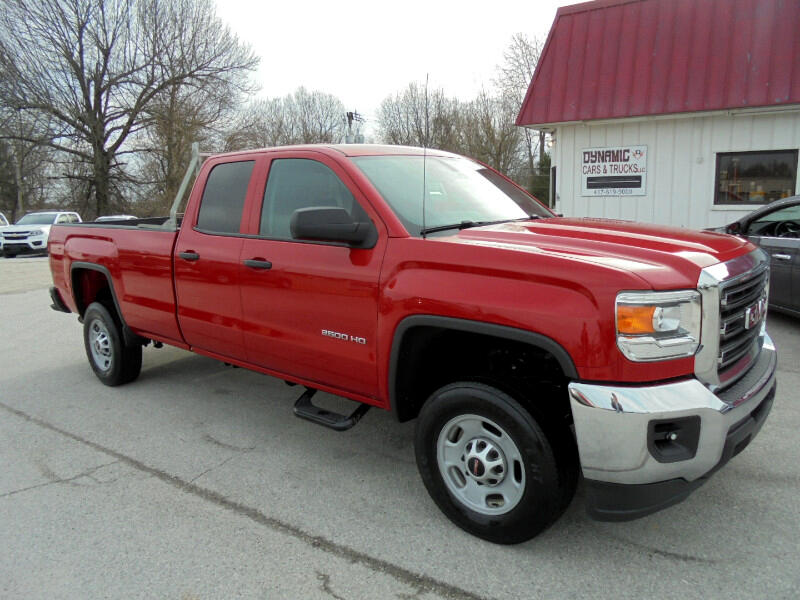2015 GMC Sierra 2500HD Base Double Cab Long Box 2WD
