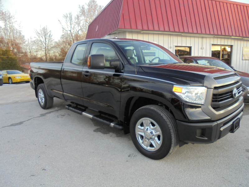 2016 Toyota Tundra 5.7L V8 Double Cab 4WD Long Bed