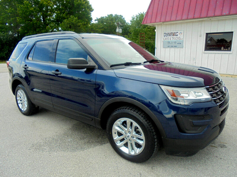2016 Ford Explorer Base 4WD