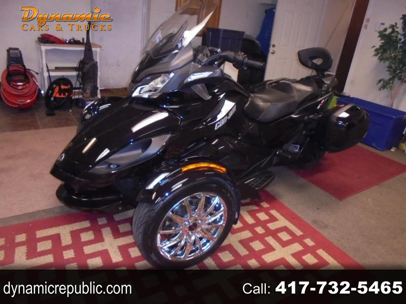 Can-Am Spyder ST/STS/ST Limited  2013