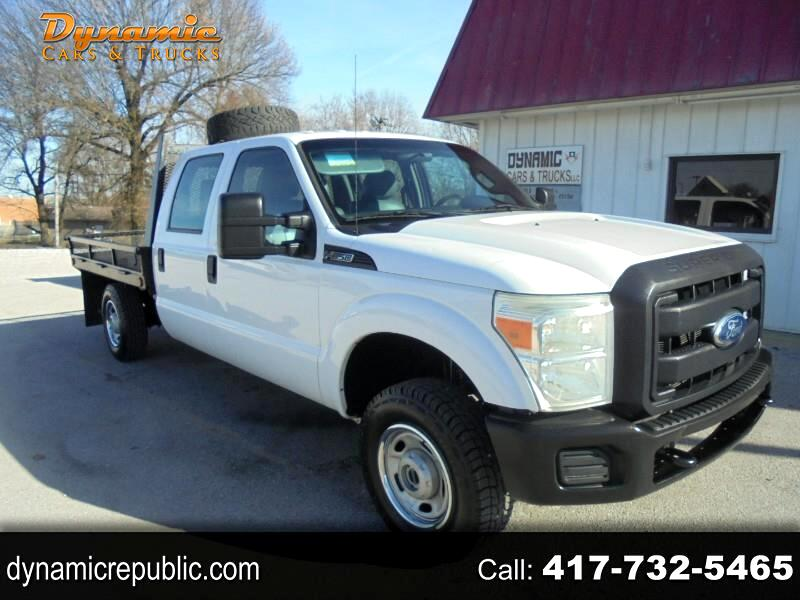 "Ford Super Duty F-250 4WD Crew Cab 172"" XL 2011"