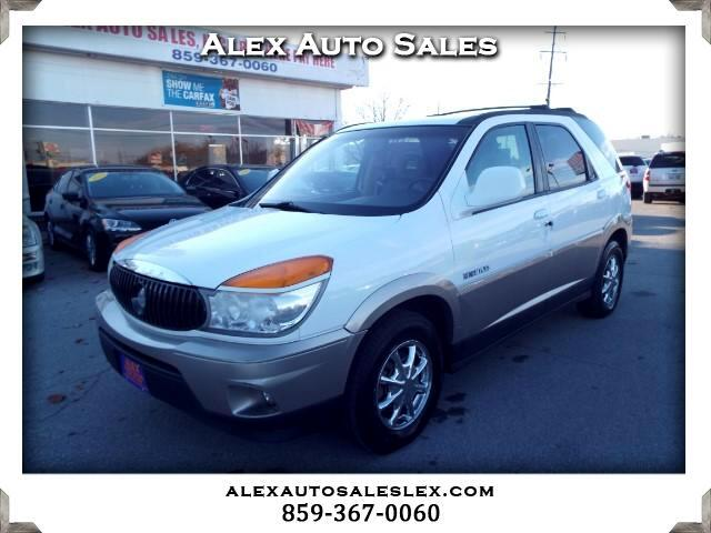 Buy Here Pay Here 2002 Buick Rendezvous For Sale In Lexington KY