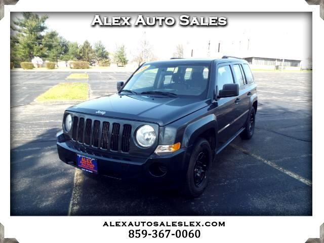 Buy Here Pay Here Lexington Ky >> Buy Here Pay Here 2008 Jeep Patriot For Sale In Lexington