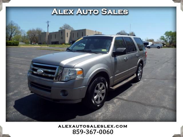 2008 Ford Expedition 4dr Eddie Bauer 4WD