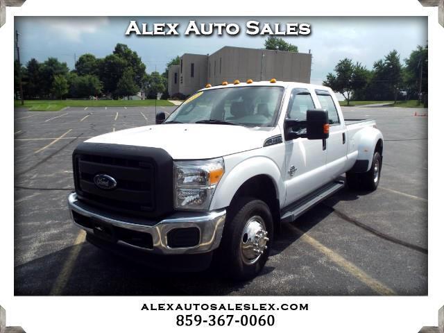 2015 Ford F-350 SD XLT Crew Cab Short Bed 4WD