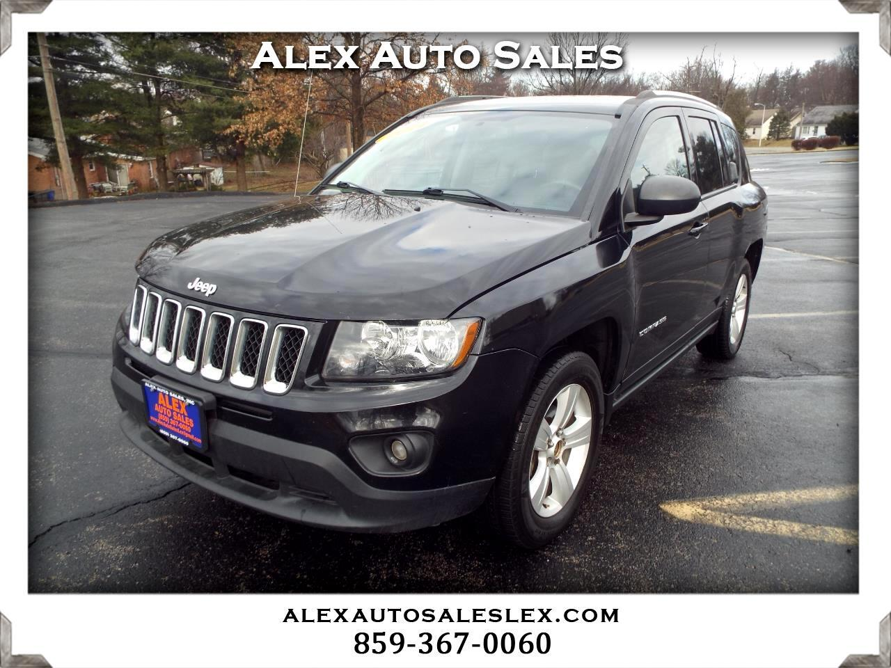 Buy Here Pay Here Lexington Ky >> Buy Here Pay Here 2014 Jeep Compass For Sale In Lexington Ky 40505