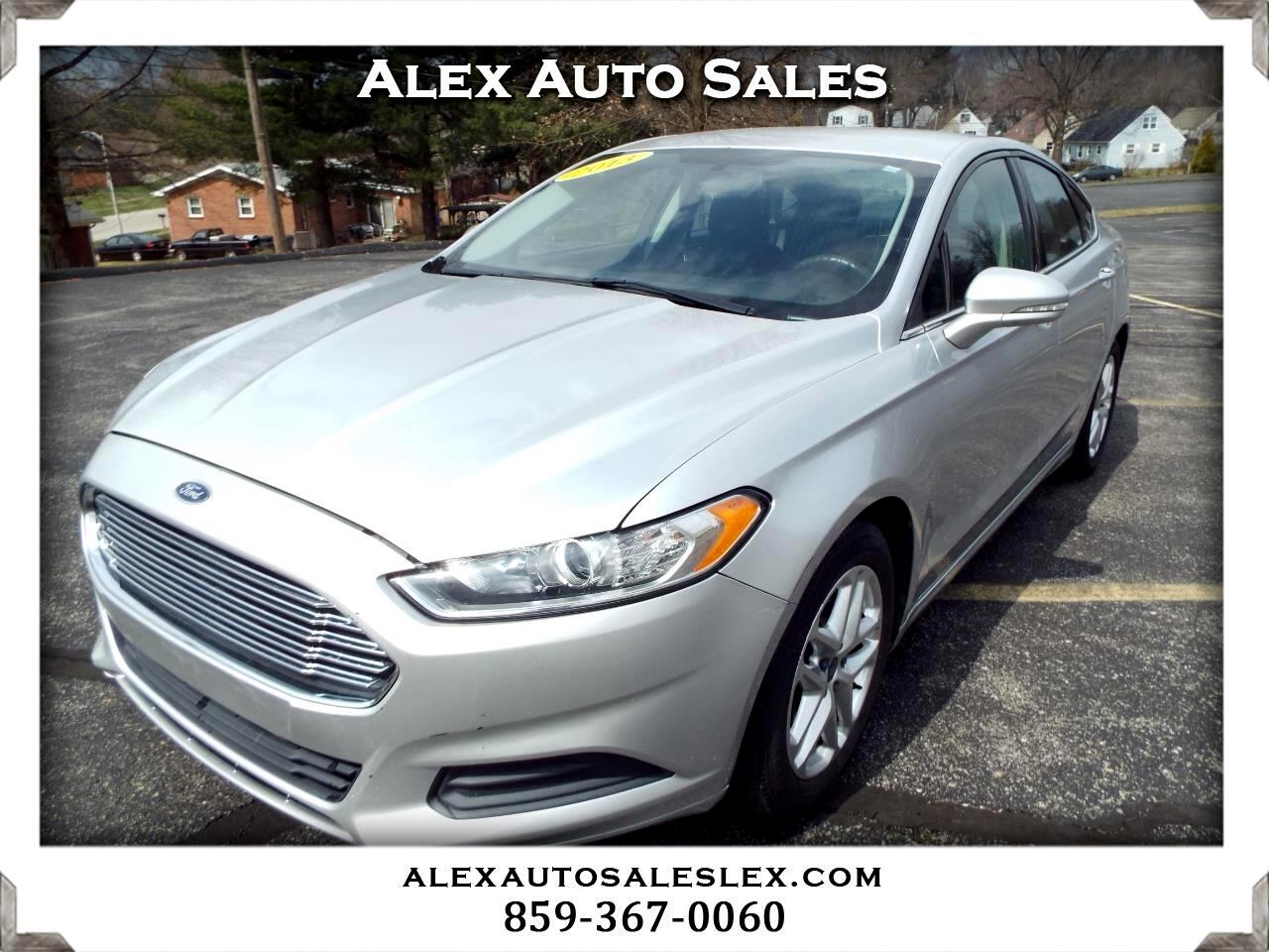 Buy Here Pay Here Lexington Ky >> Buy Here Pay Here 2013 Ford Fusion For Sale In Lexington Ky 40505