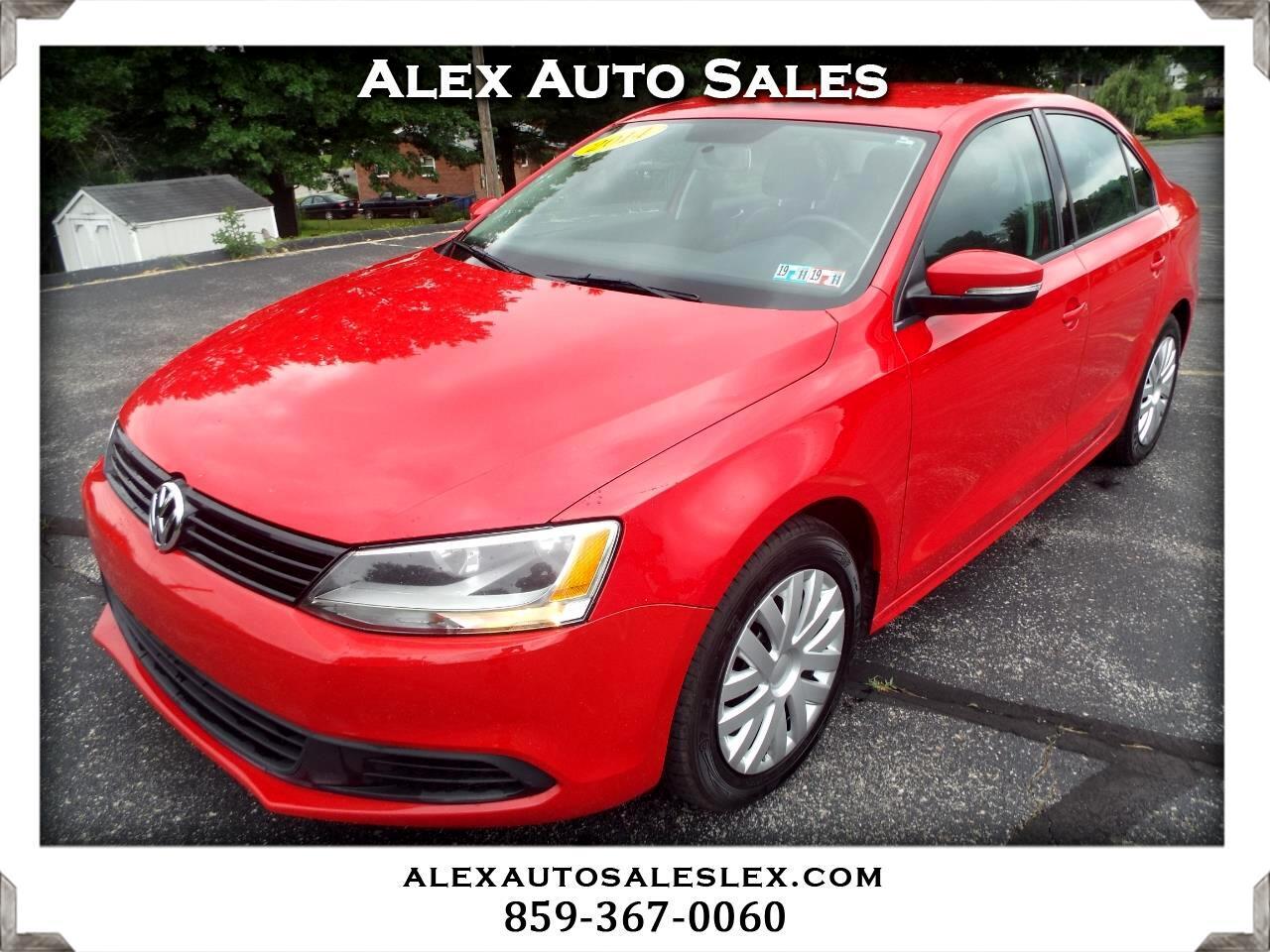 Used 2014 Volkswagen Jetta Se For Sale In Lexington Ky 40505 Alex Auto Sales