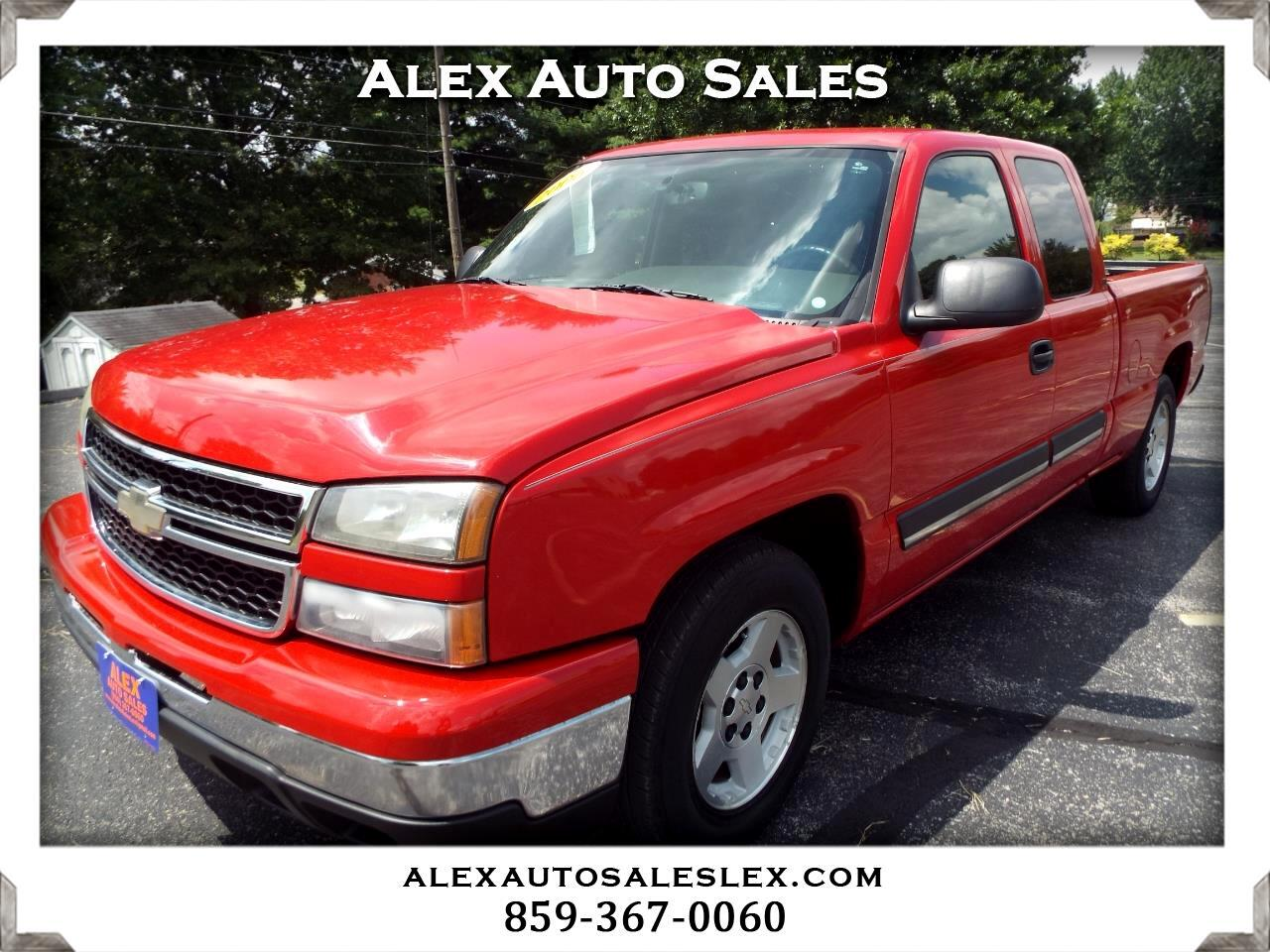Chevrolet Silverado 1500 LT3 Ext. Cab Short Bed 2WD 2006