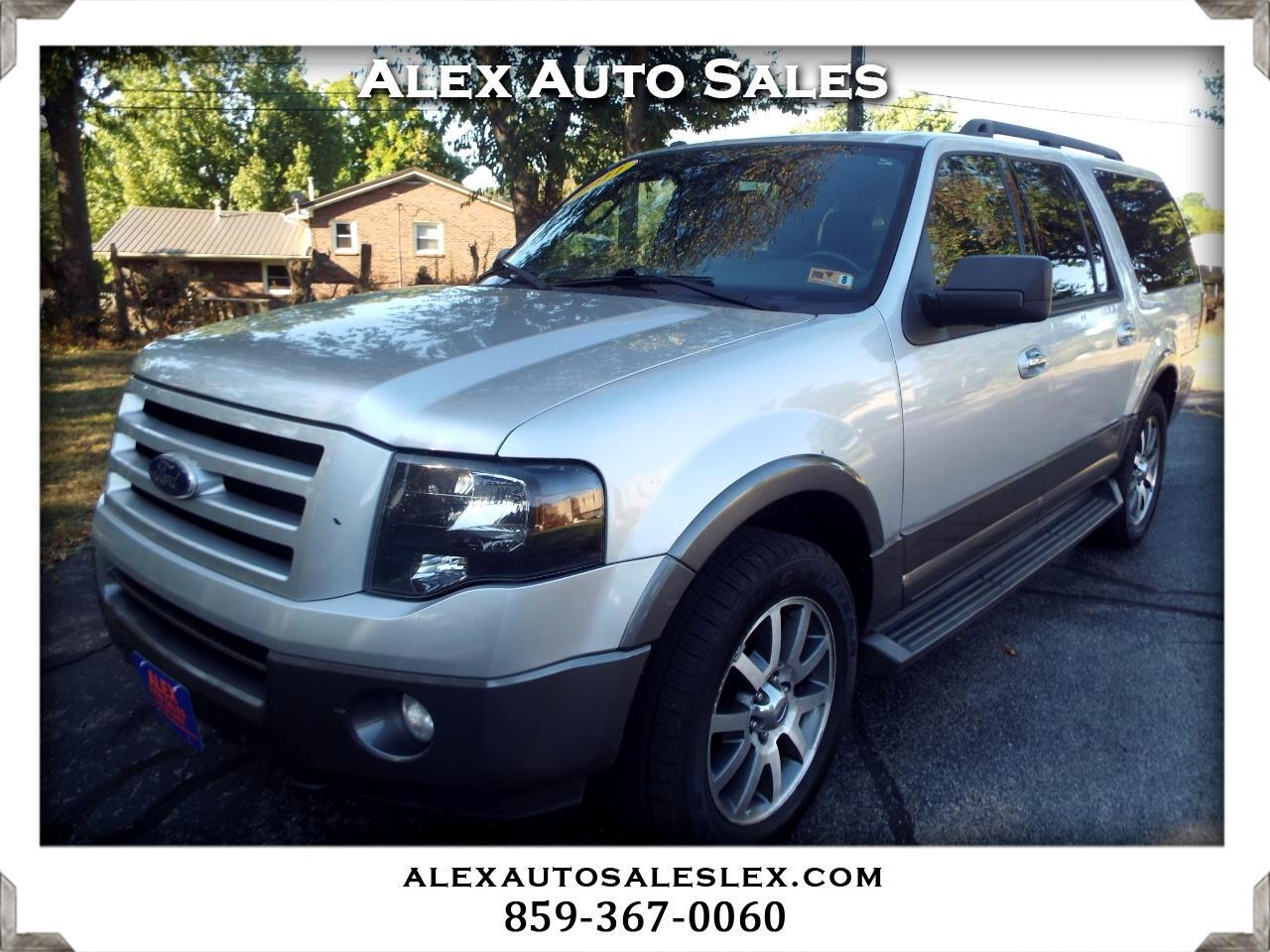 2011 Ford Expedition 5.4L XLT