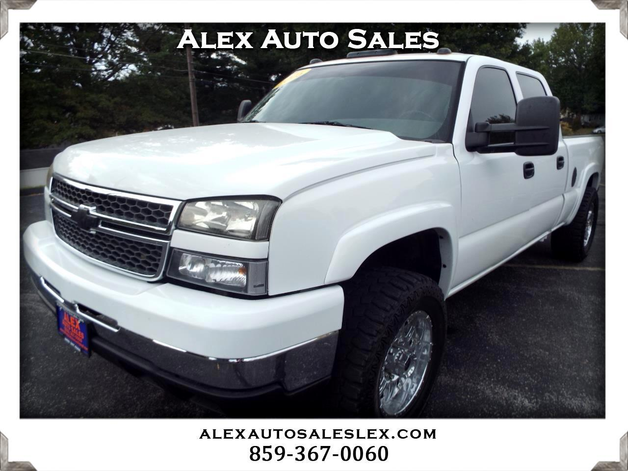 Chevrolet Silverado 2500HD LT Crew Cab Long Bed 4WD 2005