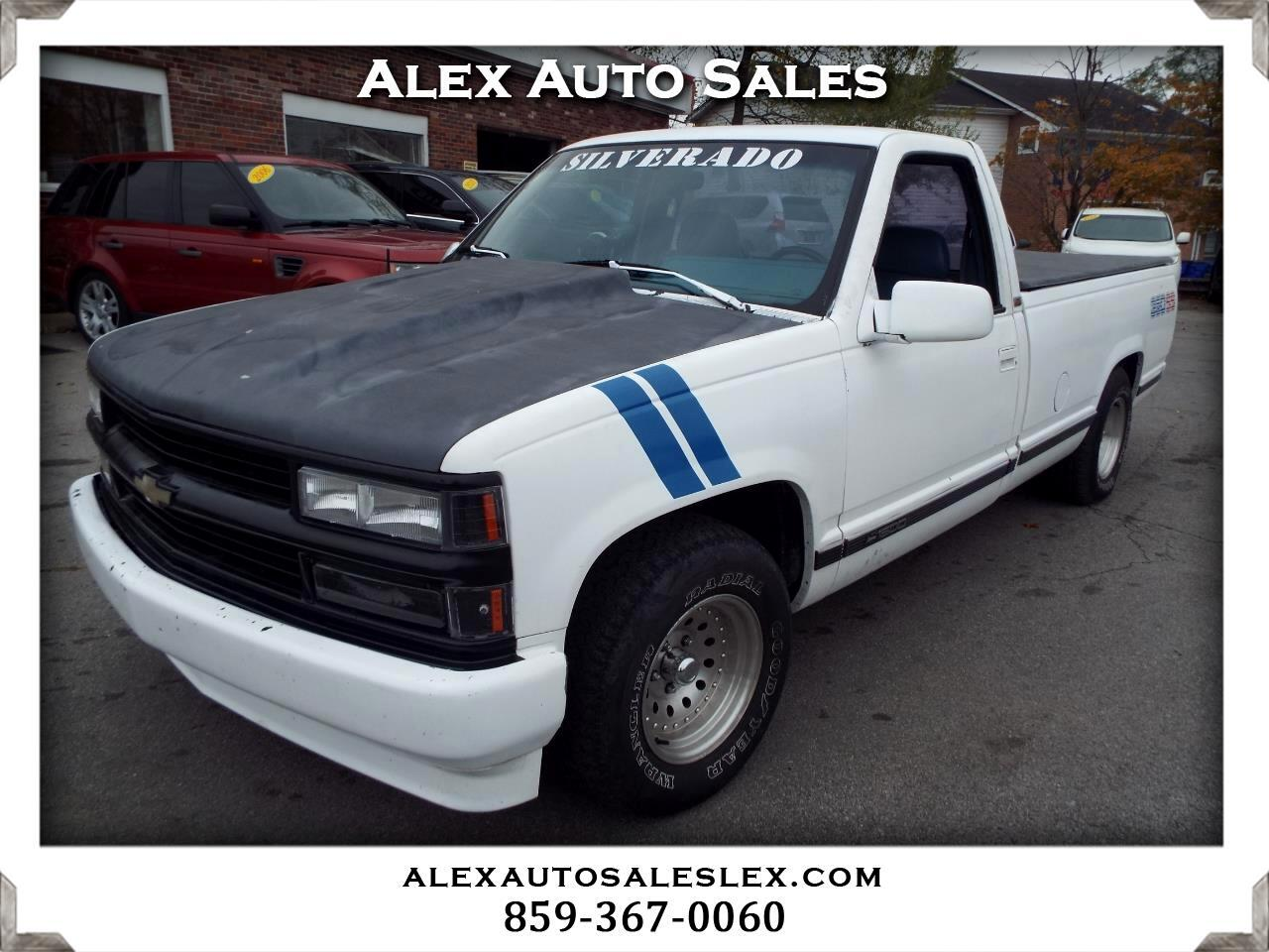 Chevrolet C/K 1500 Reg. Cab W/T 6.5-ft. bed 2WD 1994