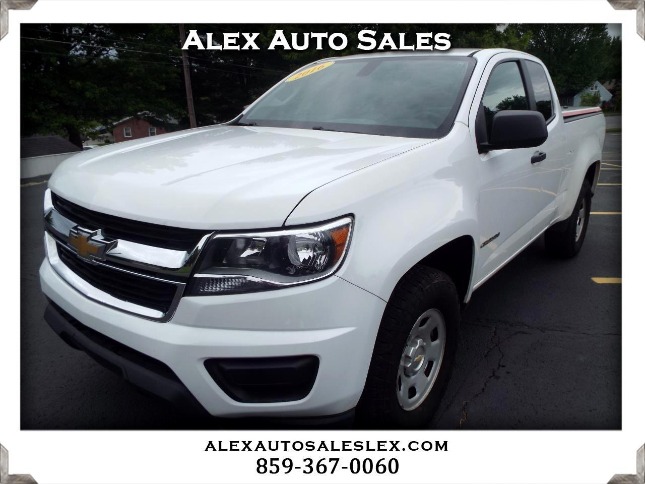 Chevrolet Colorado 1LT Ext. Cab 2WD 2016